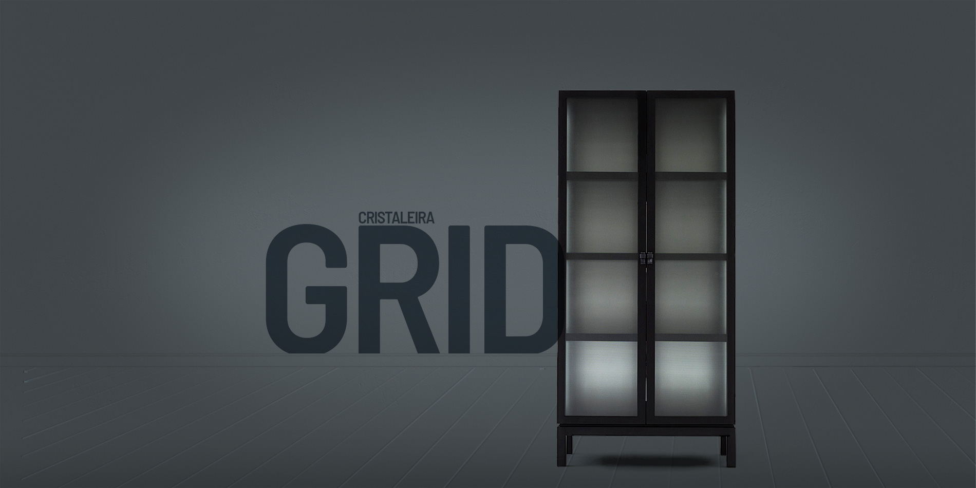 cristaleira grid
