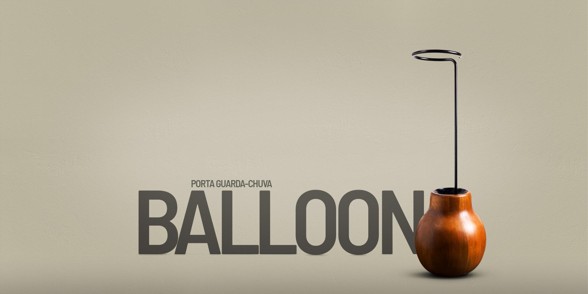 guarda-chuva balloon