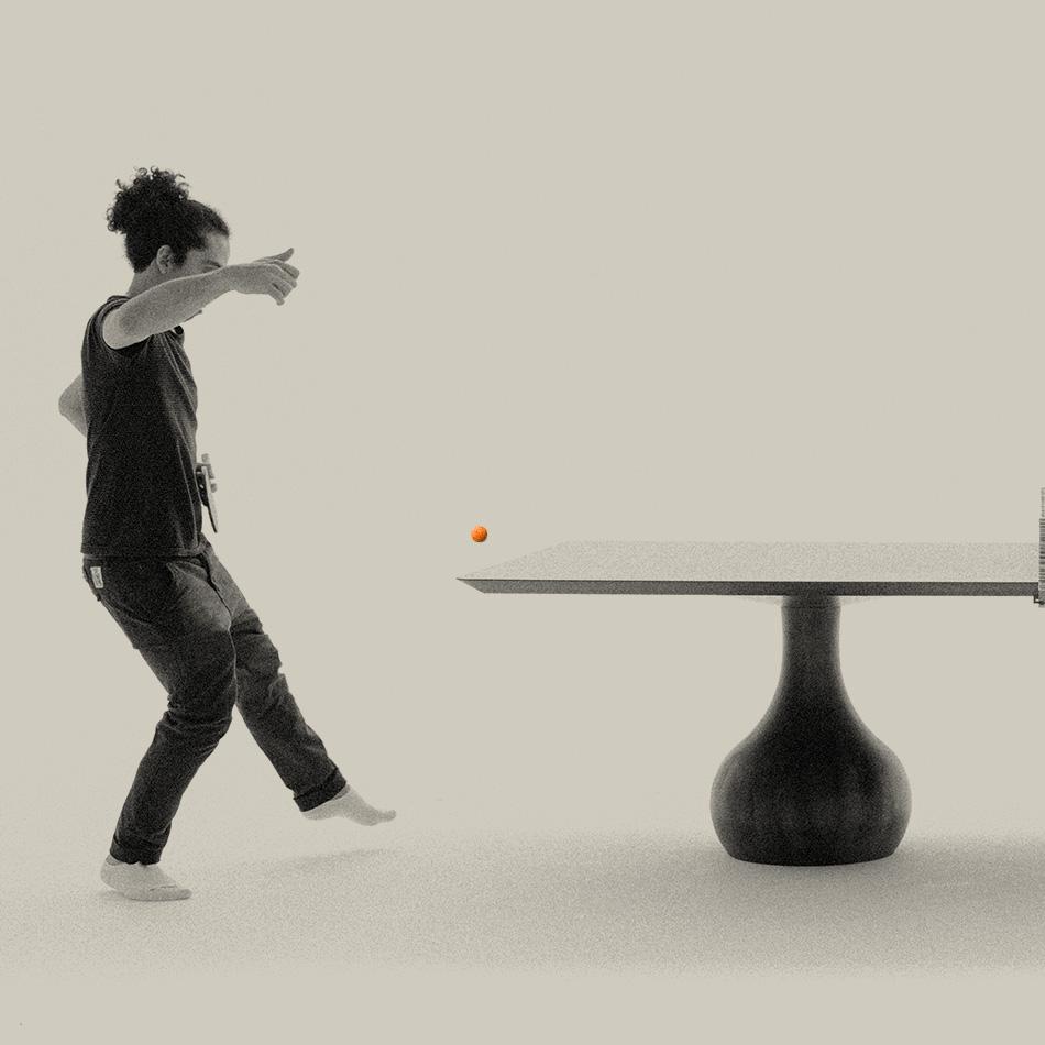 mesa pong