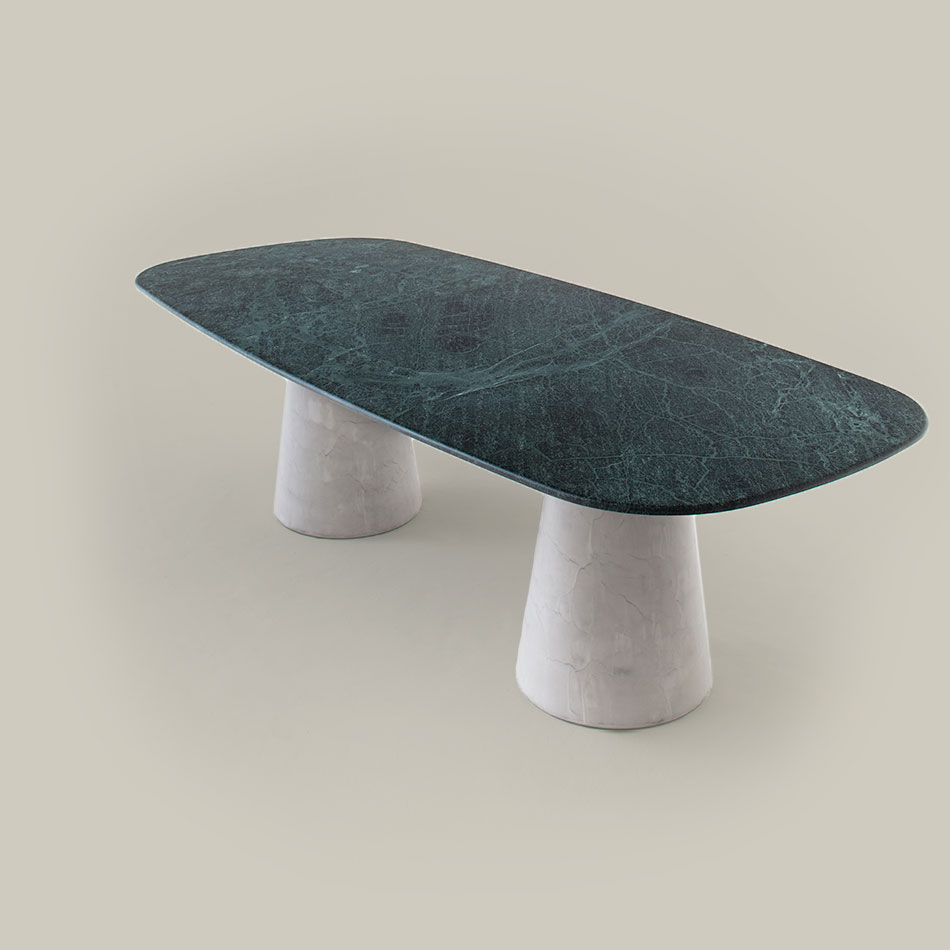 concrete oblonga