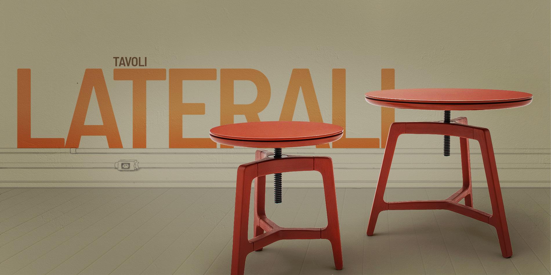 tavoli laterali