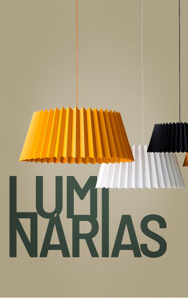 luminárias